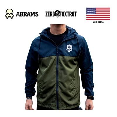 Куртка ветровка Zero Foxtrot Zero Breaker (OD/Navy)