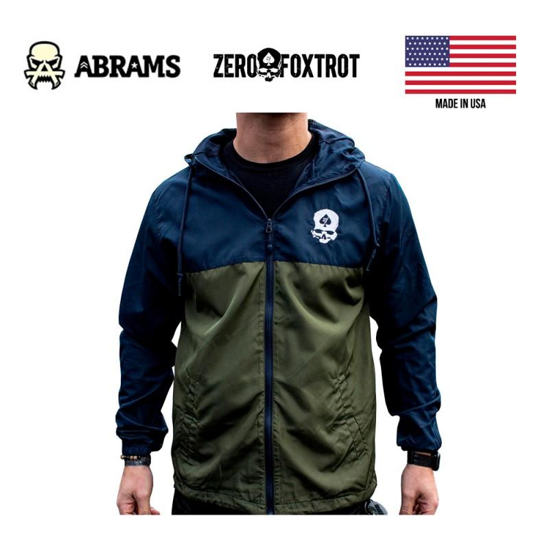 Куртка ветровка Zero Foxtrot Zero Breaker (OD Navy)