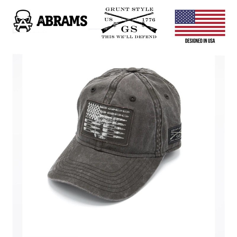 Кепка Grunt Style Ammo Flag Patch Hat
