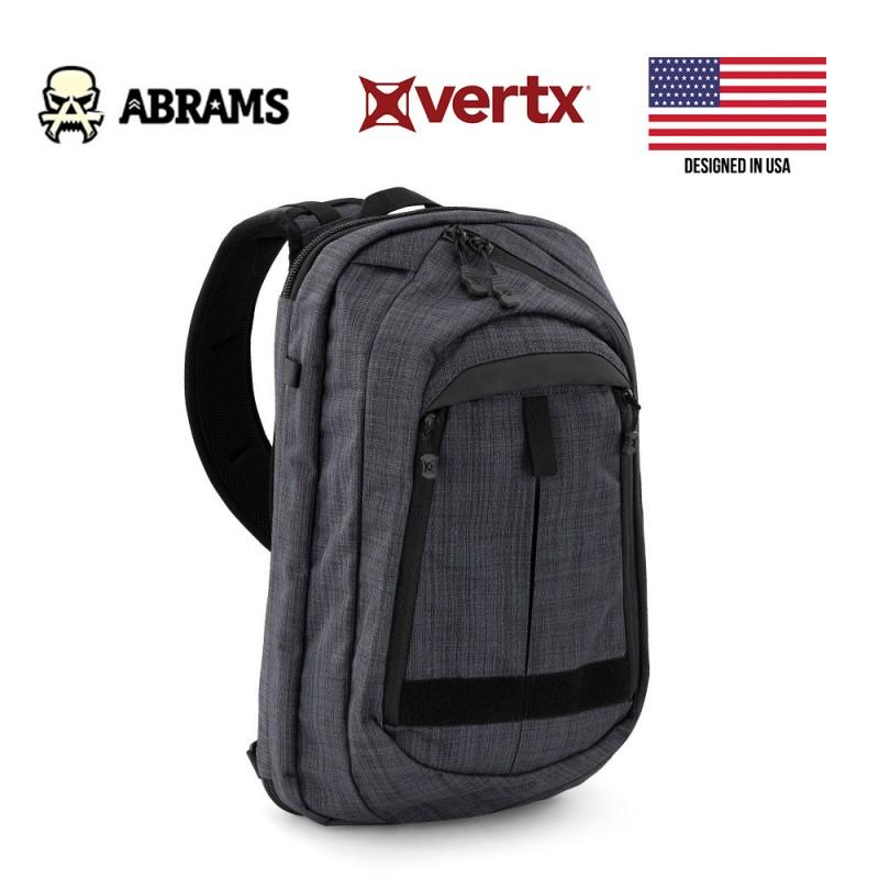 Рюкзак  для скрытого ношения оружия Vertx Commuter Sling 2.0 Heather Black 23L