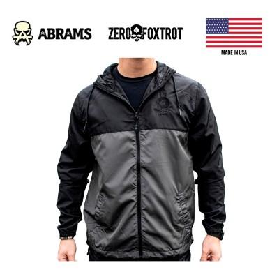 Куртка ветровка Zero Foxtrot Zero Breaker (Graphite/Black)