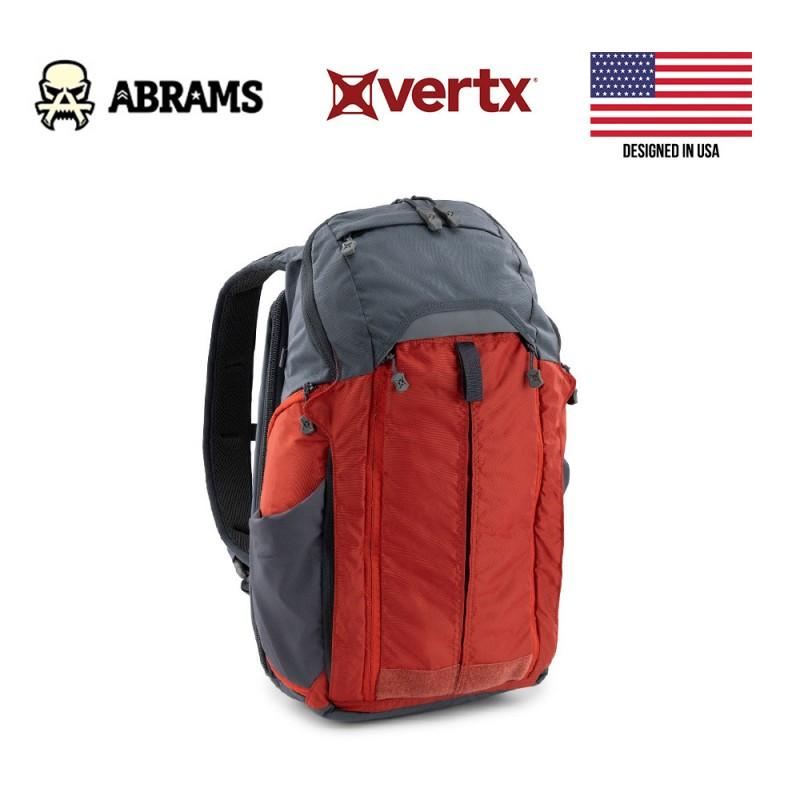 Рюкзак для скрытого ношения оружия Vertx Gamut 2.0 Backpack Smoke Grey Mars Red 28L