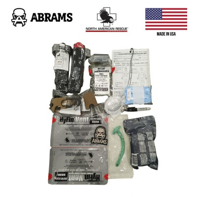 Набір комплектуючих для аптечки IFAK 2 NAR (стандарт IFAK II NATO)