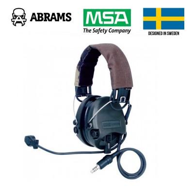 Активные наушники-гарнитура MSA Sordin 75310  Supreme Pro Б/У