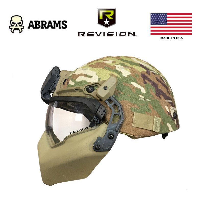 Каска Revision Viper A3 Full Cut System X-Large (USA Version)