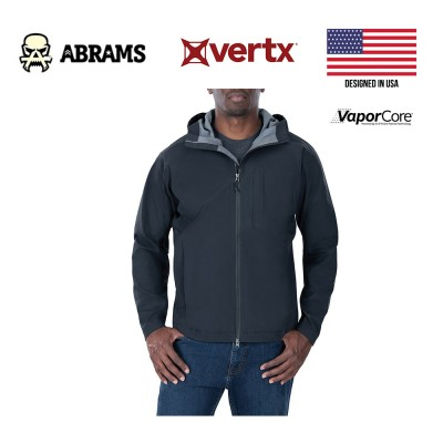 Непромокаемая мембранная куртка Vertx Fury Hardshell 37.5 Jacket Black