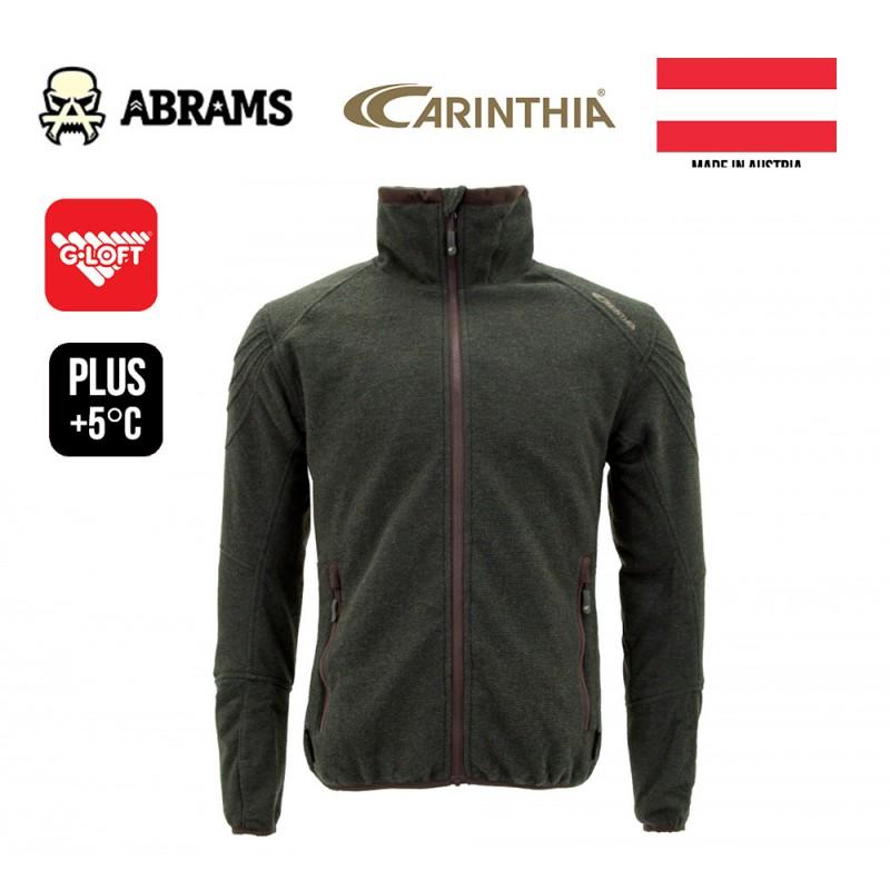 Кофта для охоты Carinthia G-Loft Hunting Shirt Olive (ПОД ЗАКАЗ)