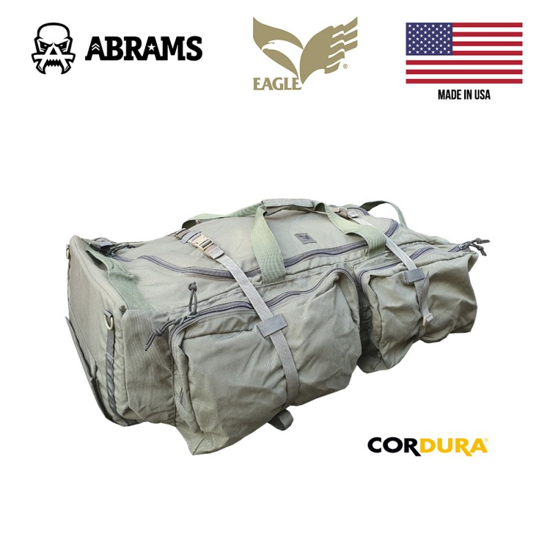 Сумка-баул Eagle Industries Travel Equipment Cargo Bag-Large Olive