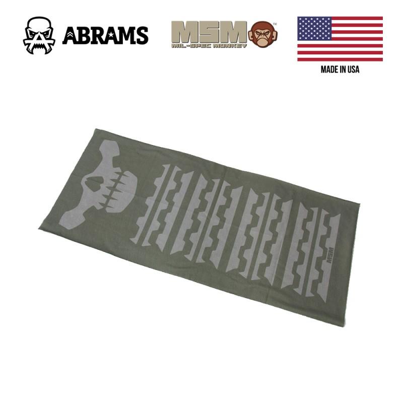 Шарф-труба / Бафф MSM Skull Mask Multi-wrap Dusty Brown