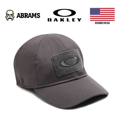 Кепка Oakley Standart Issue Cotton CAP - Grey