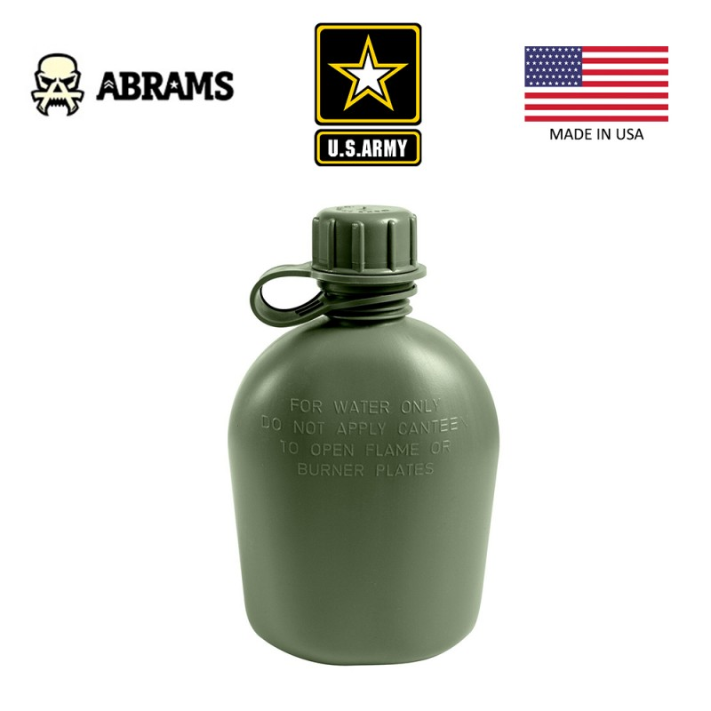Фляга US Military Army (1 Quart) Olive