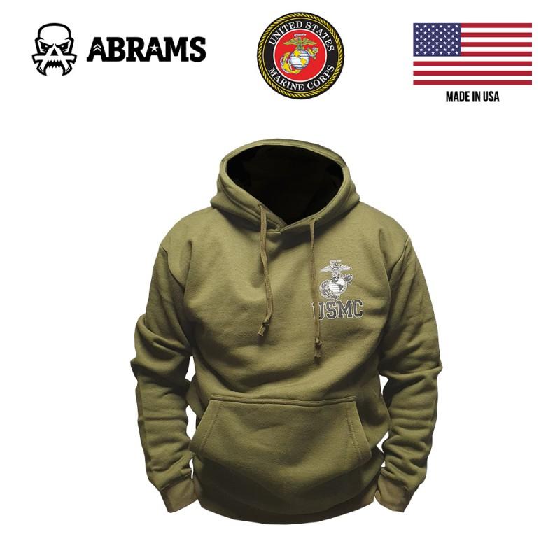 Кофта худи тренировочная Military CAC's Hoodie USMC