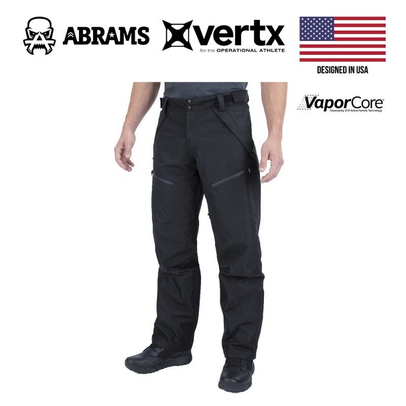 Непромокаемые мембранные штаны Vertx Integrity Shell Pants Black