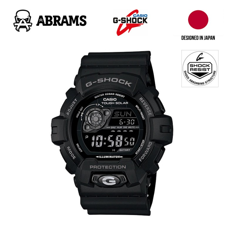 Часы Casio G-Shock Tough Solar GW-8900A-1