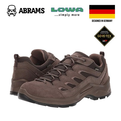 Ботинки тактические Lowa Sesto GTX Lo Hiking Boots Stone