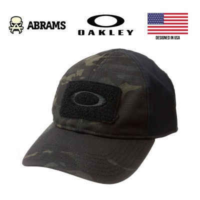 Кепка Oakley SI Cotton Cap Multicam Black