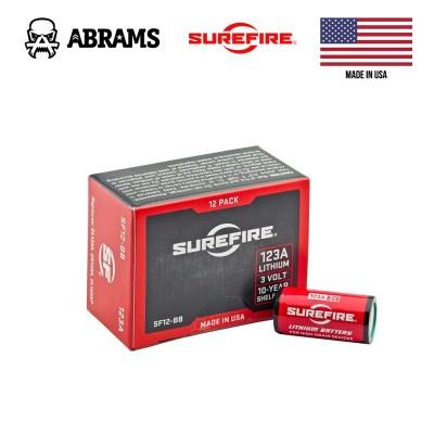 Батарейка Surefire #123A 3 Volt Lithium