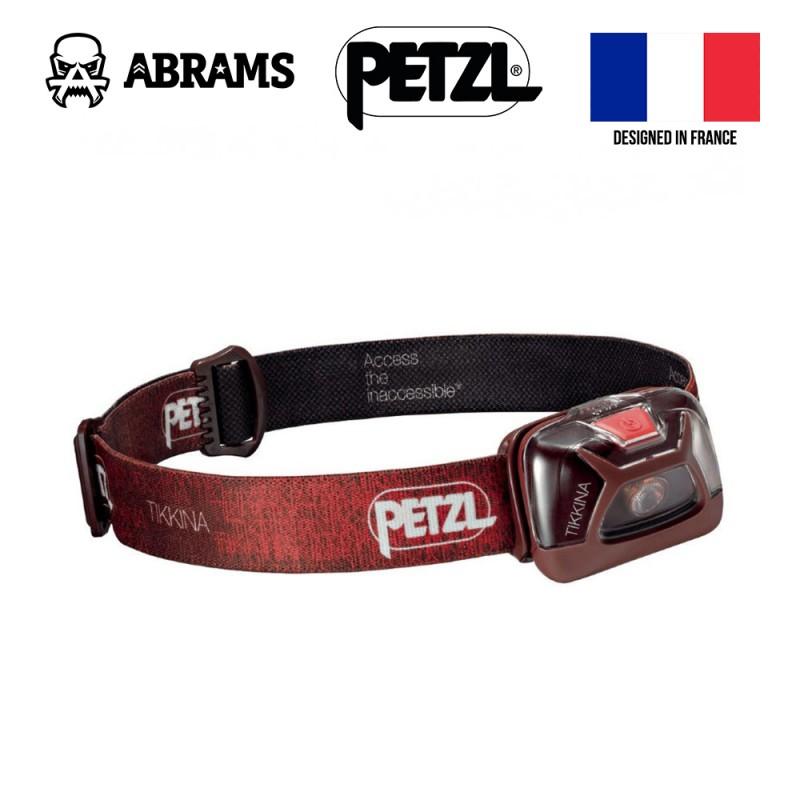 Налобный фонарь Petzl TIKKINA Red (150 Lumens)