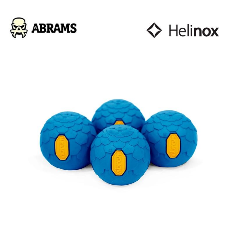 Шары для устойчивости Helinox Vibram Ball Feet Set Blue 45mm