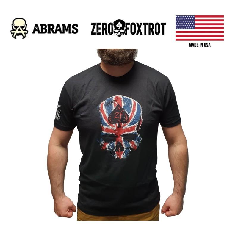 Футболка Zero Foxtrot Union Jack