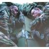 Кровать полевая Королевских ВС Британии раскладушка НАТО с чехлом