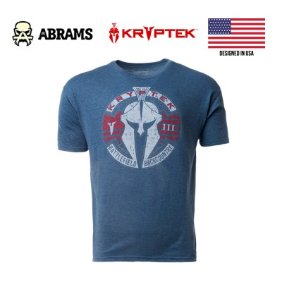 Футболка Kryptek Glory Tee Navy Heather