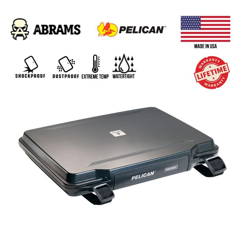"""Защитный кейс Pelican 1095 HardBack Case для ноутбука 15"""" - 17"""""""