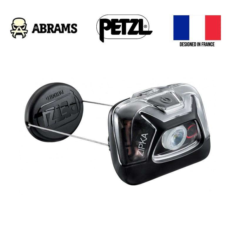 Налобный фонарь PETZL Zipka Black