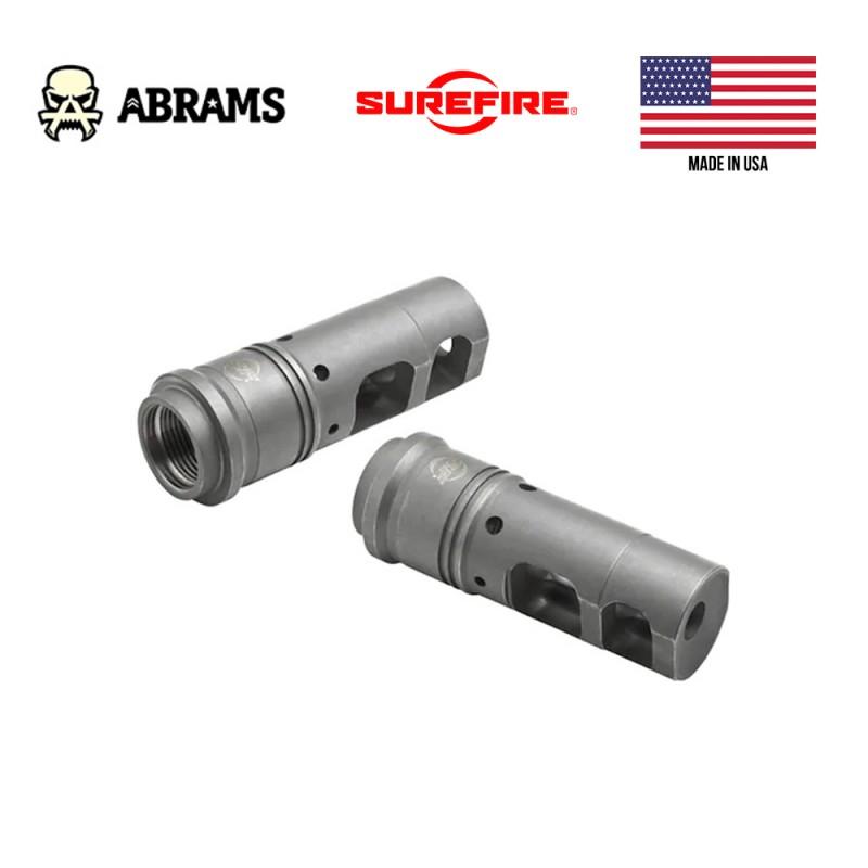 Дульный тормоз Surefire Muzzle Brake Suppressor Adapter SFMB-556-12-28 M4-M16-AR