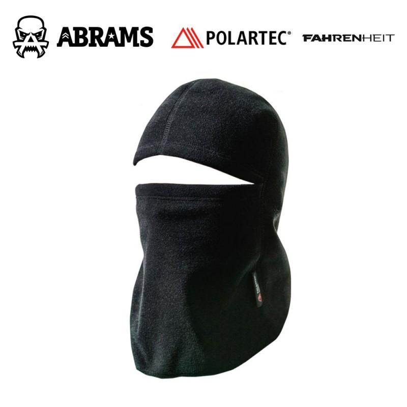 Балаклава флисовая Fahrenheit Polartec Classic 200 Black