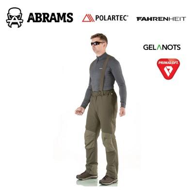 Штаны утепленные Fahrenheit Gelanots Primaloft Tactical Khaki