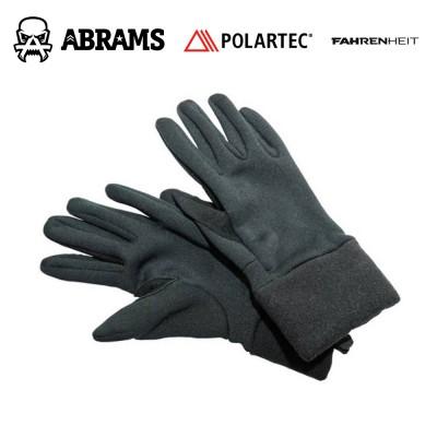 Перчатки флисовые Fahrenheit Polartec Power Stretch Black