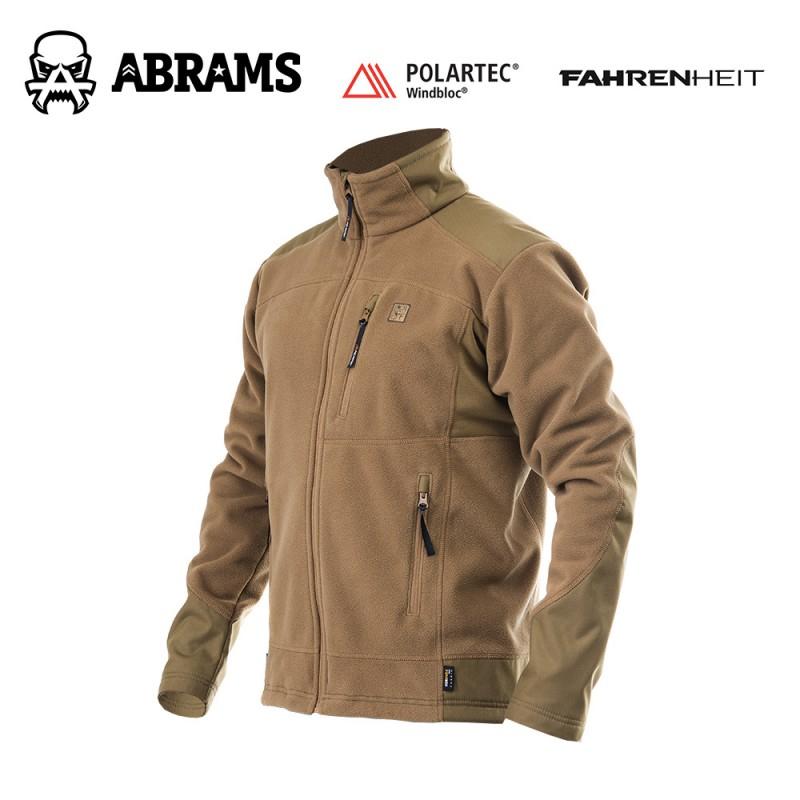 Куртка Fahrenheit Polartec Windbloc Falcon Coyote