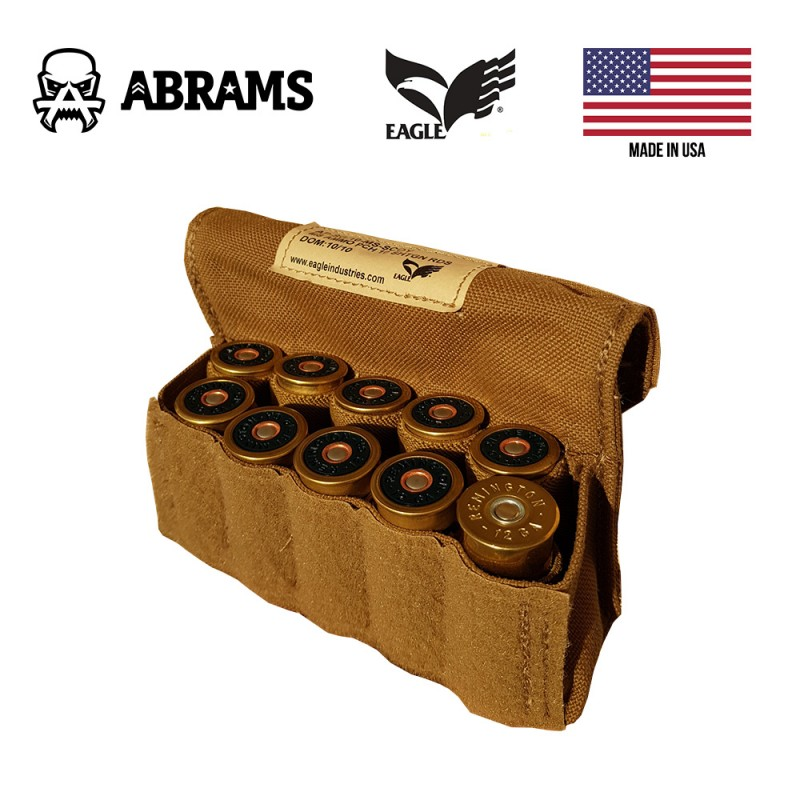 Подсумок для патронов 12-го калибра Eagle Industries Shotgun 10 Shell Ammunition Pouch