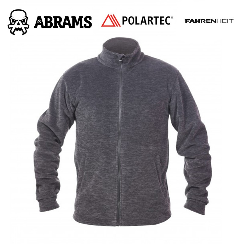 Куртка Флис Fahrenheit Polartec Thermal Pro Tactical Grey Melange