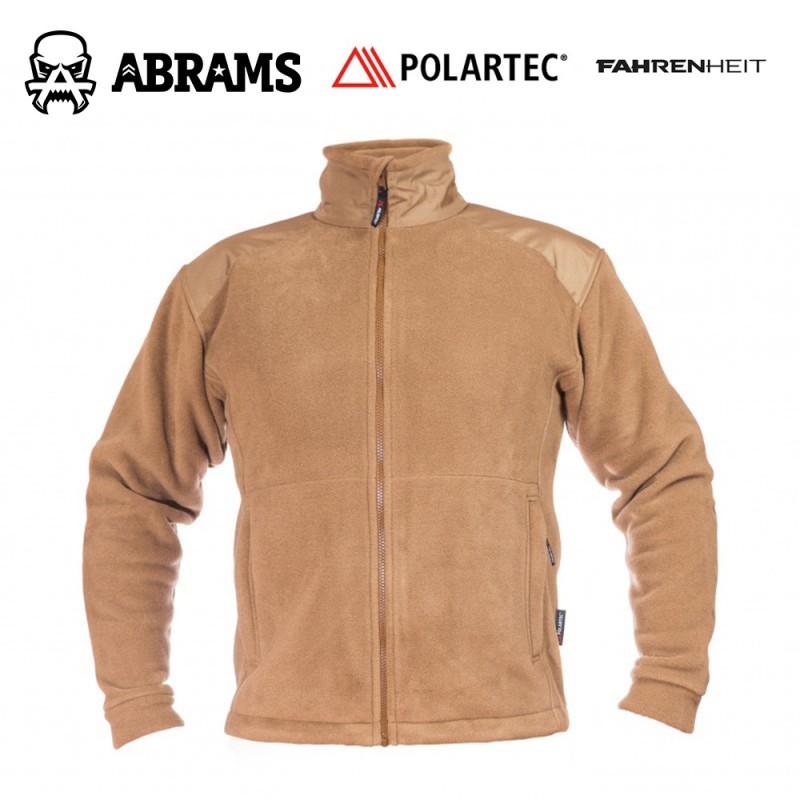 Куртка флис Fahrenheit Classic 200 Tactical Coyote
