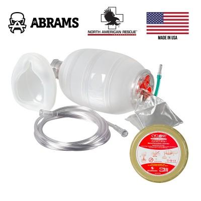 Мішок для штучної вентиляції легенів (мішок АМБУ) NAR Cyclone Pocket BVM
