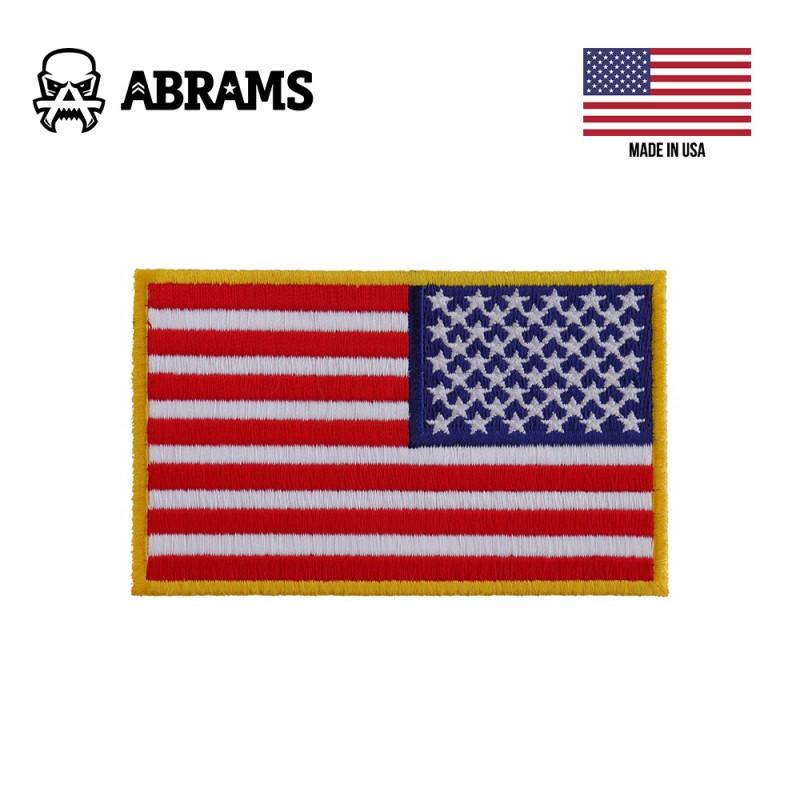 Патч шеврон оригинальный контрактный Флаг США