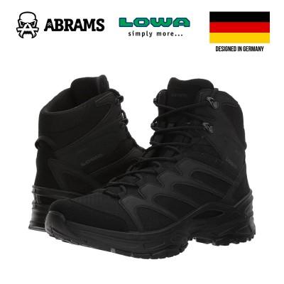 Ботинки тактические LOWA Innox GTX Mid TF Black