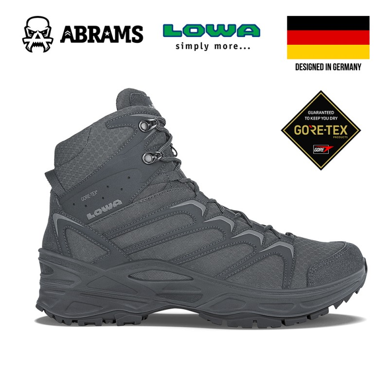 Ботинки тактические LOWA Innox GTX Mid TF Wolf