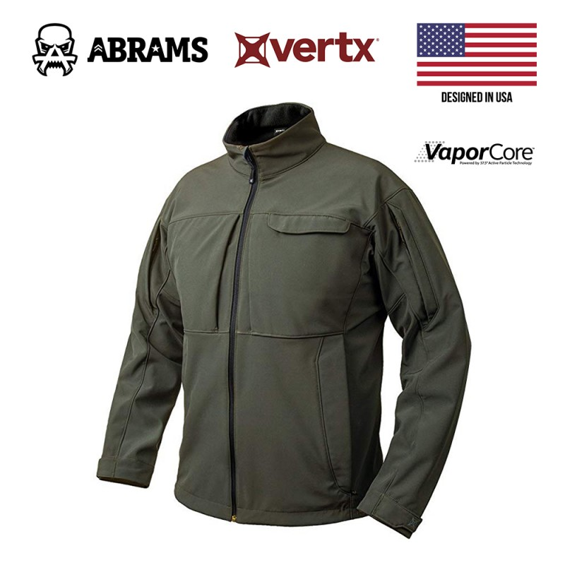 Куртка Vertx® Downrange Softshell Jacket Burnt Ash, размер М.