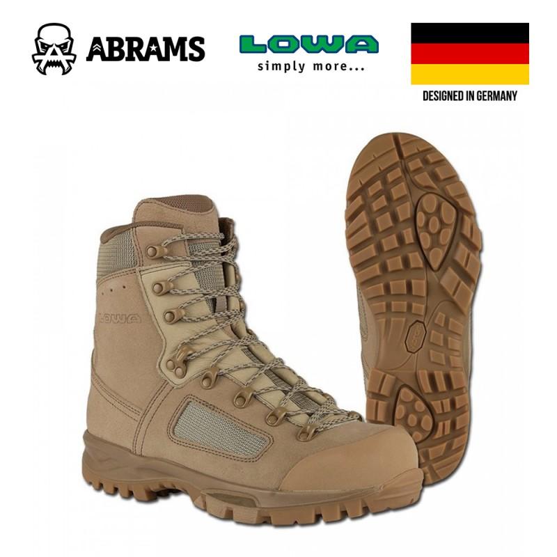 Ботинки тактические Lowa Elite Desert