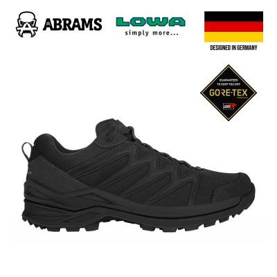Ботинки тактические LOWA Innox PRO GTX Lo TF Black
