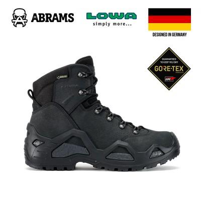 Ботинки тактические Lowa Z-6N GTX Black