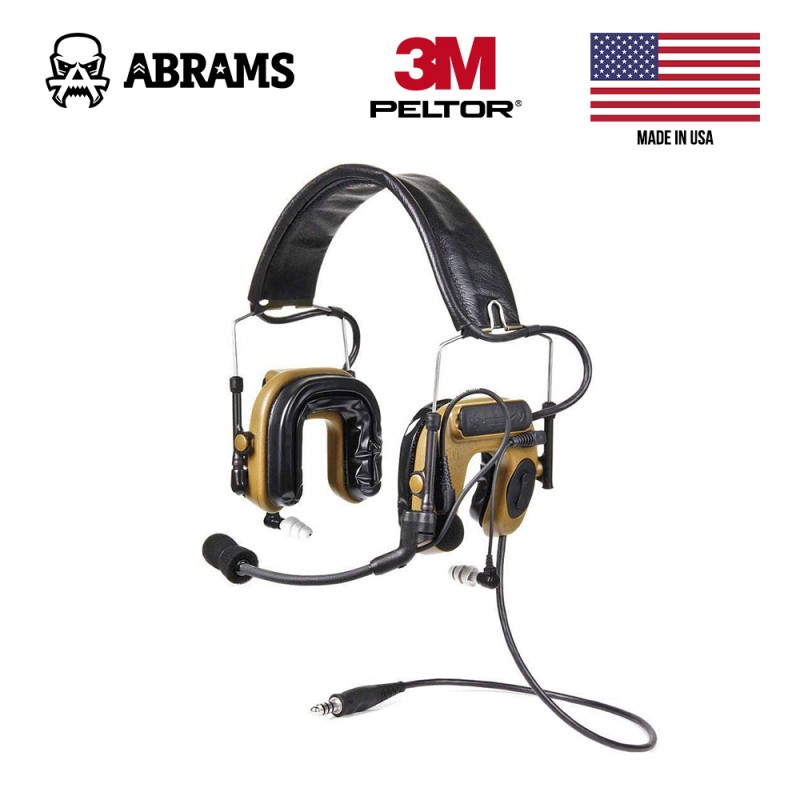 Активные наушники 3M PELTOR COMTAC IV Single Comm Hybrid Communication Headset