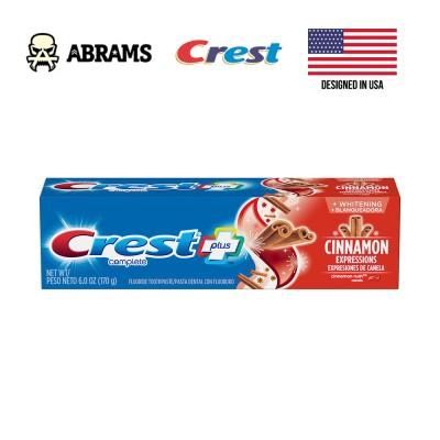 Зубная паста Crest Complete Multi-Benefit Whitening Cinnamon Rush