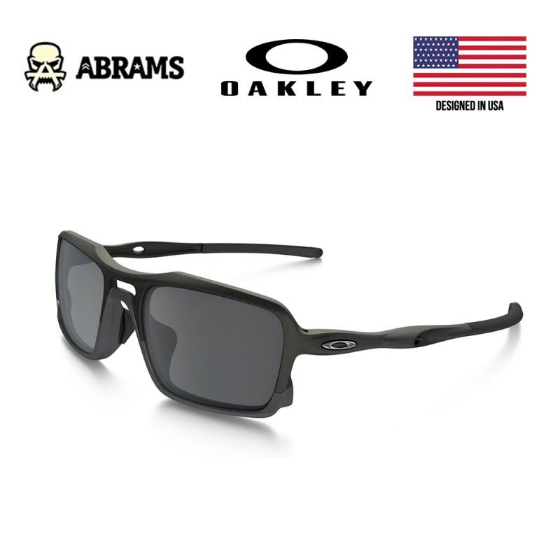 Очки Oakley Triggerman Matte Black Black Iridium