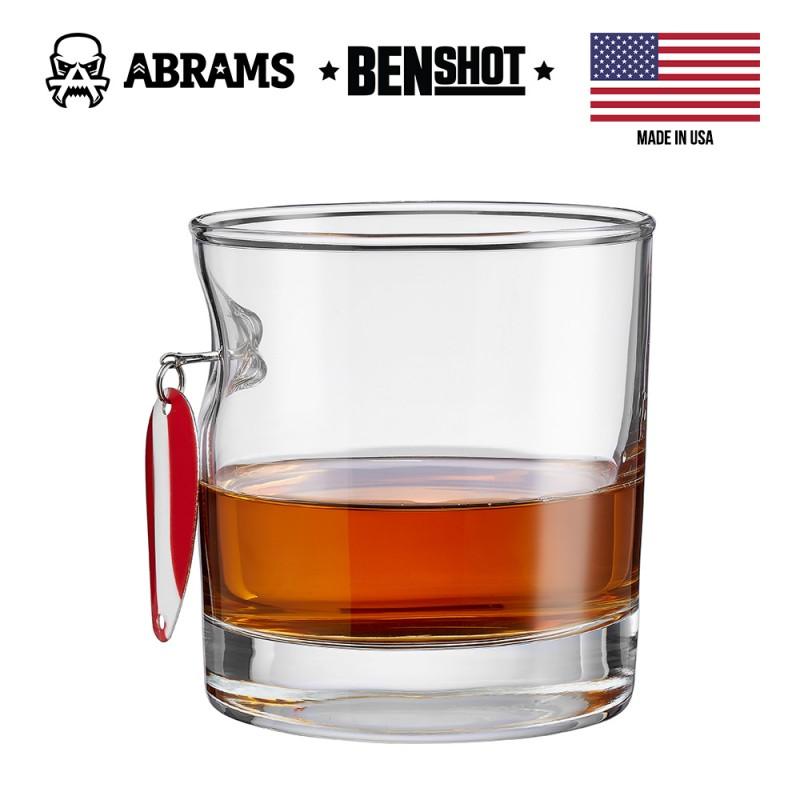 Стакан с блесной BenShot Fishing Lure Glass 325 ml