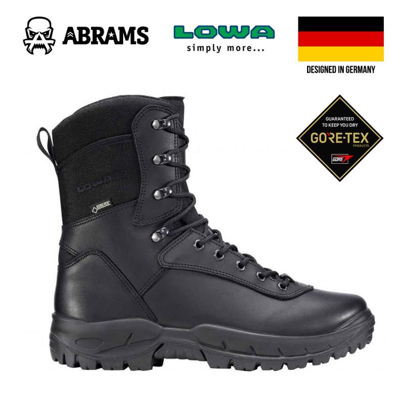 Ботинки зимние утепленные Lowa Uplander GTX® Thermo Black
