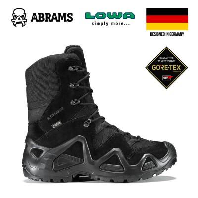 Ботинки тактические Lowa GSG REVO GTX HI Black
